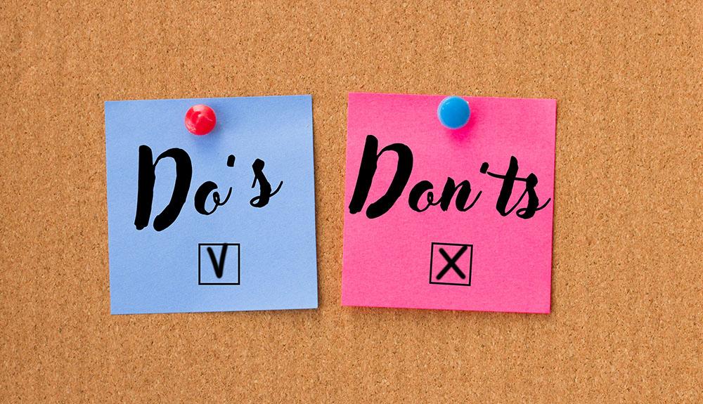 Consigli per un colloquio di lavoro: cosa portare (o non portare)